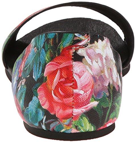 Steve Madden Twostp Synthétique Sandales Floral Mul