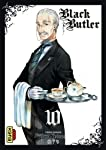Black Butler Edition simple Tome 10