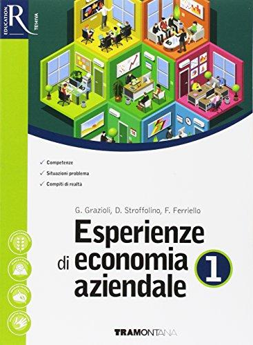 Esperienze di economia aziendale. Per le Scuole superiori. Con e-book. Con 2 espansioni online. Con Libro: Quaderno Didattica inclusiva: 1
