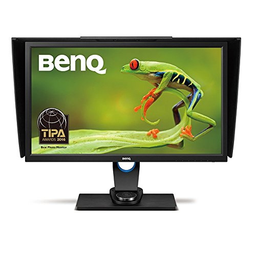 BenQ SW2700PT 27-Inch 2560 x 1440 QHD IPS LED Monitor - Black