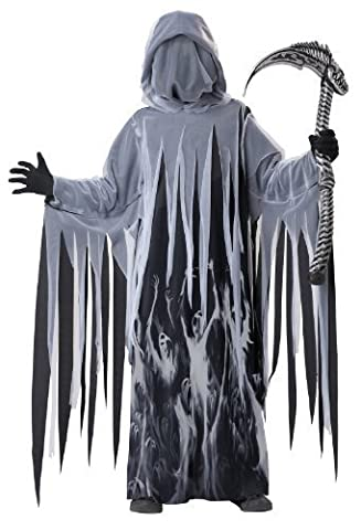 California Costumes Soul Taker Child Costume, Medium by California Costumes