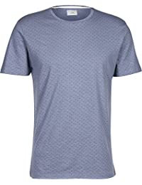Selected Homme Kris T-Shirt in Dark Sapphire