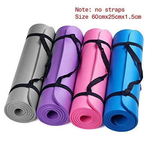 Tappetino per Yoga Morbido Fitness Antiscivolo