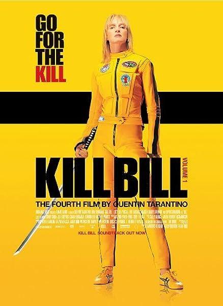 OMG Printing Tarantino Kill Bill Vol 1