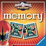 Power Rangers Mystic Force Memory Game