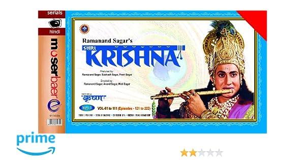 Amazon in: Buy Krishna: Set 3 - Episodes 121 To 222 DVD, Blu