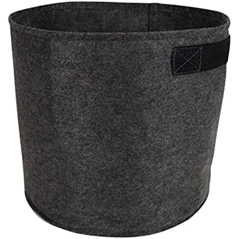 Bloem Down and Dirty Vaso in tessuto con maniglie 19 Litri / 5 galloni