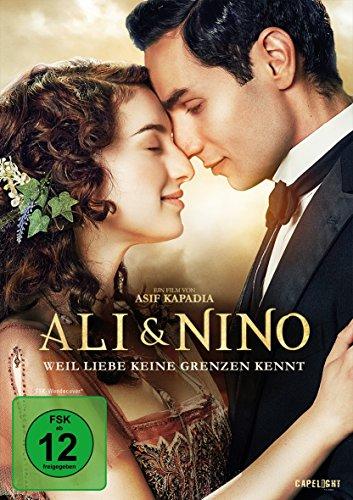 Ali & Nino - Weil Liebe keine Grenzen kennt [Alemania] [DVD]