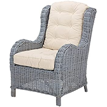 fauteuil jack en rotin kubu cuisine maison. Black Bedroom Furniture Sets. Home Design Ideas
