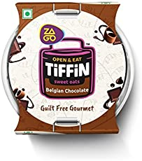 Zago Tiffin Belgian Chocolate Pack of 4