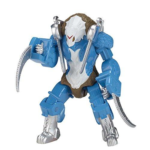 Power Rangers Ninja Steel Figur Action Ninja Steel Ranger Chain Saw (Bandai 43714)