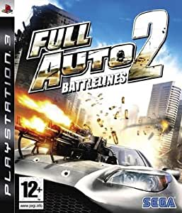 Full Auto 2: Battlelines (Sony PS3) [Import UK] [import allemand]