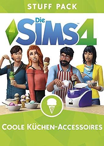 Die SIMS 4 - Coole Küchen-Accessoires [Zusatzinhalt] [PC Code -