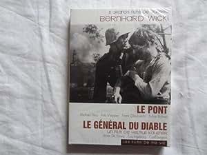 Le pont / Le général du diable - Coffret 2 DVD