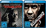 The Equalizer 1-2 [Blu-ray Set] Teil 1+2