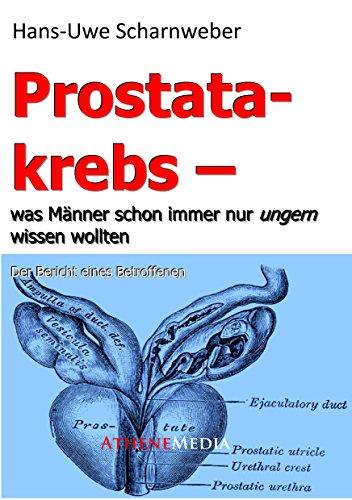 Prostatakrebs: Was Männer schon immer nur ungern wissen wollten - Der Bericht eines Betroffenen