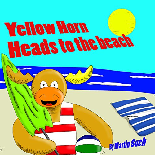 Yellow Horn's Day on the Beach (English Edition) -