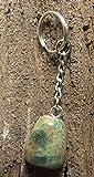 KRIO® - Apatit aus eigener Schleiferei als Schlüsselanhänger