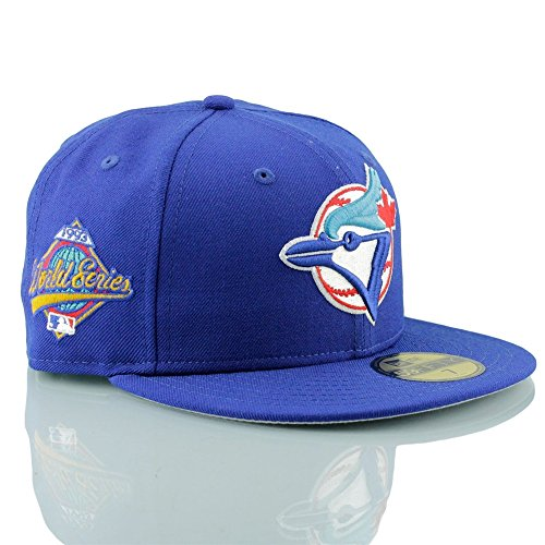 New Era Toronto Blue Jays World Series 1993 59FIFTY Fitted MLB Cap 7 1/8 Mlb Serie 1993