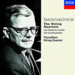 Shostakovich: String Quartet No.15 in E flat minor, Op.144 - 1. Elegy