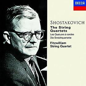 Shostakovich: String Quartet No.11 in F minor, Op.122 - 1. Introduction: Andantino