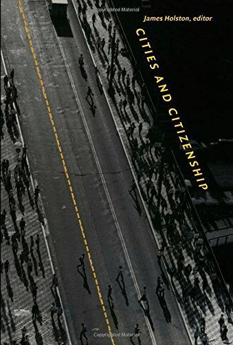 Cities and Citizenship (a Public Culture Book) (1998-11-06)