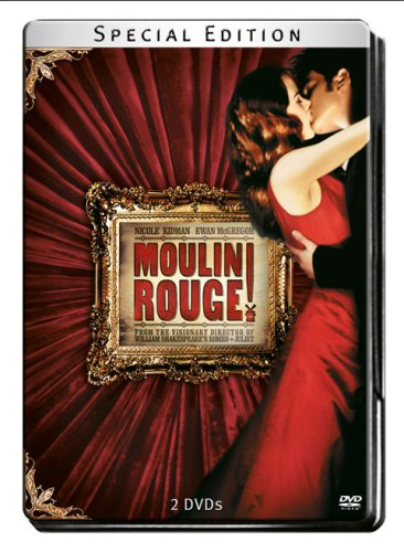 Bild von Moulin Rouge (Steelbook) [Special Edition] [2 DVDs]
