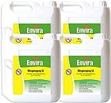 ENVIRA Wespen-Schutz-Mittel 4x5Ltr