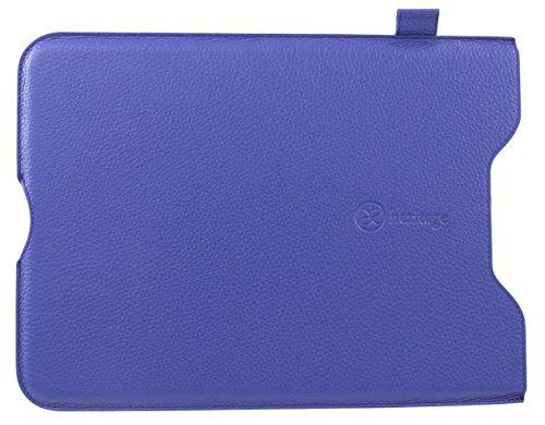 Heritage Sleeve Surface RT, Tablet Tasche Leder bis 10,6 Zoll, blau