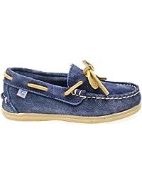 Mocasines de vestir azul niño Conguitos FV1 27103