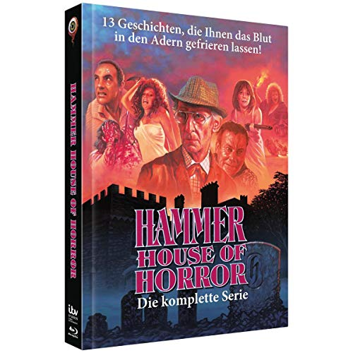 or - Die komplette Serie (3-Disc Limited Collector's Mediabook Edition Nr. 22) [Blu-ray] ()