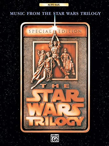 Music From The Star Wars Trilogy - Special Edition / Alto Sax (Wars-saxophon Star)