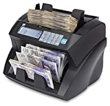 The ZZap NC30 Banknote Counter & Counterfeit Detector - Counts All World Currencies