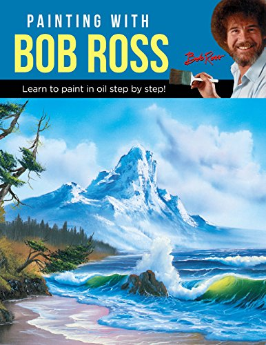 Painting with Bob Ross: Learn to paint in oil step by step! - Künstler Tools Malen