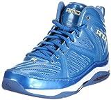 AND1 ME8 Empire Mid 1001103001, Unisex - Erwachsene Sportschuhe - Basketball, Blau (lake blue/white/gold), EU 44 (US 10)