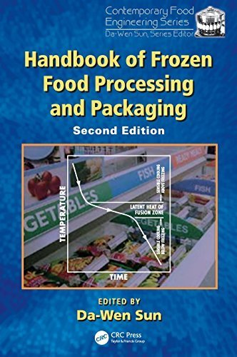 Handbook of Frozen Food Processing and Packaging, Second Edition (Contemporary Food Engineering) (2011-10-19)