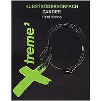 Jenzi Hard-Mono Spinnvorfach 35 cm 23,8 kg Raubfischvorfach