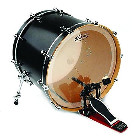 Evans BD16GB4 16-Inch EQ4 Clear Bass Drum
