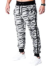 Betterstylz AngelBZ Jogginghose Camo Tarnmuster Camouflage Jogginghose Harem Style Jogger Trainingshose (XS-XXL)
