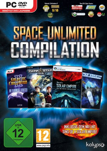 Space Unlimited Compilation - 2 Empire-sammlung