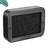 Andoer MQ-FW01 1/8 Zoll Universal Honeycomb Grid Wabengitter Waben Geschwindigkeitsraster für externe Kamera blinkt