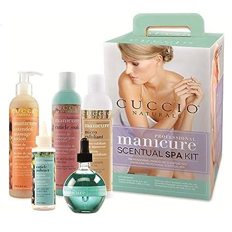 Cuccio Natural Professional Manicure Scentual Spa Kit