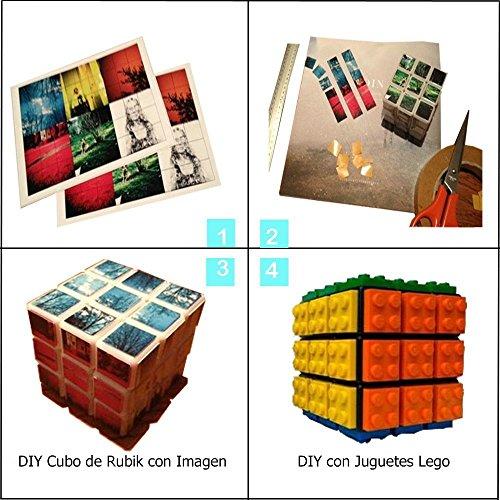 Cubo De Vooki Cubo 3 X 3 Velocidad Puzzle Juego De Rompecabezas