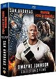 Coffret Dwayne Johnson : Rampage - Hors de contrôle + San Andreas...
