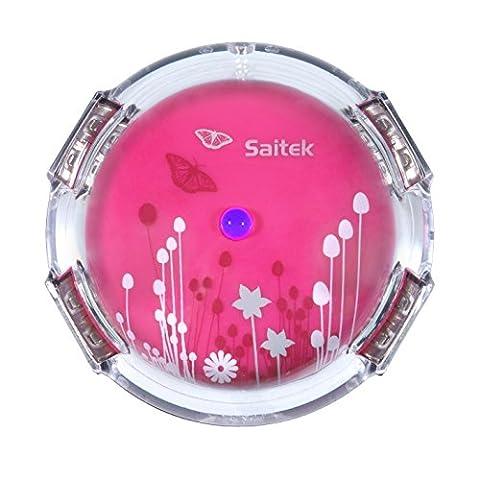 Saitek PZ54PF Hub USB 4 ports d' Expression Design Motif