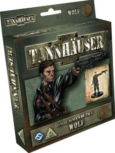 Preisvergleich Produktbild Tannhauser: Wolf Single Figure Pack