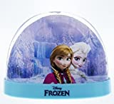 Disney Parks Frozen Elsa Anna Olaf Kunststoff Schneekugel Snow Dome Neue Wasser Globe