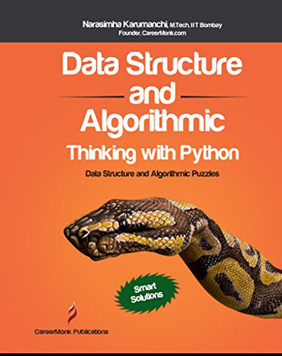 Buy Data Structure and Algorithmic Thinking with Python Book