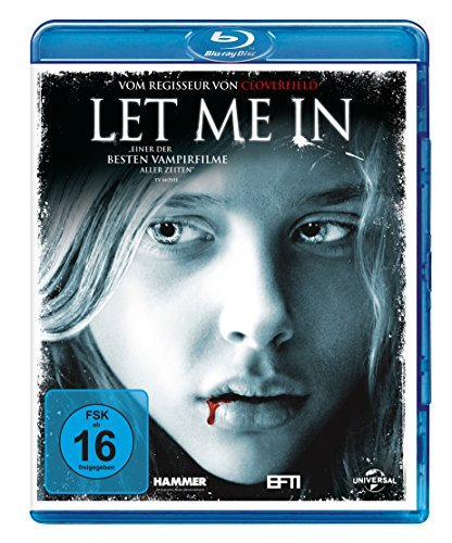 Let Me In [Blu-ray] -