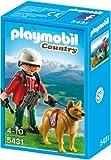 Playmobil 5431 - Bergretter mit Suchhund